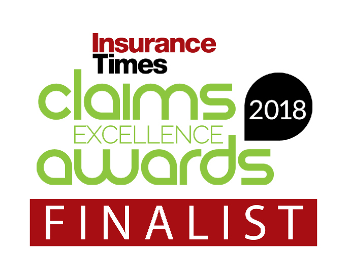 IT Claims Awards 2018 Logo