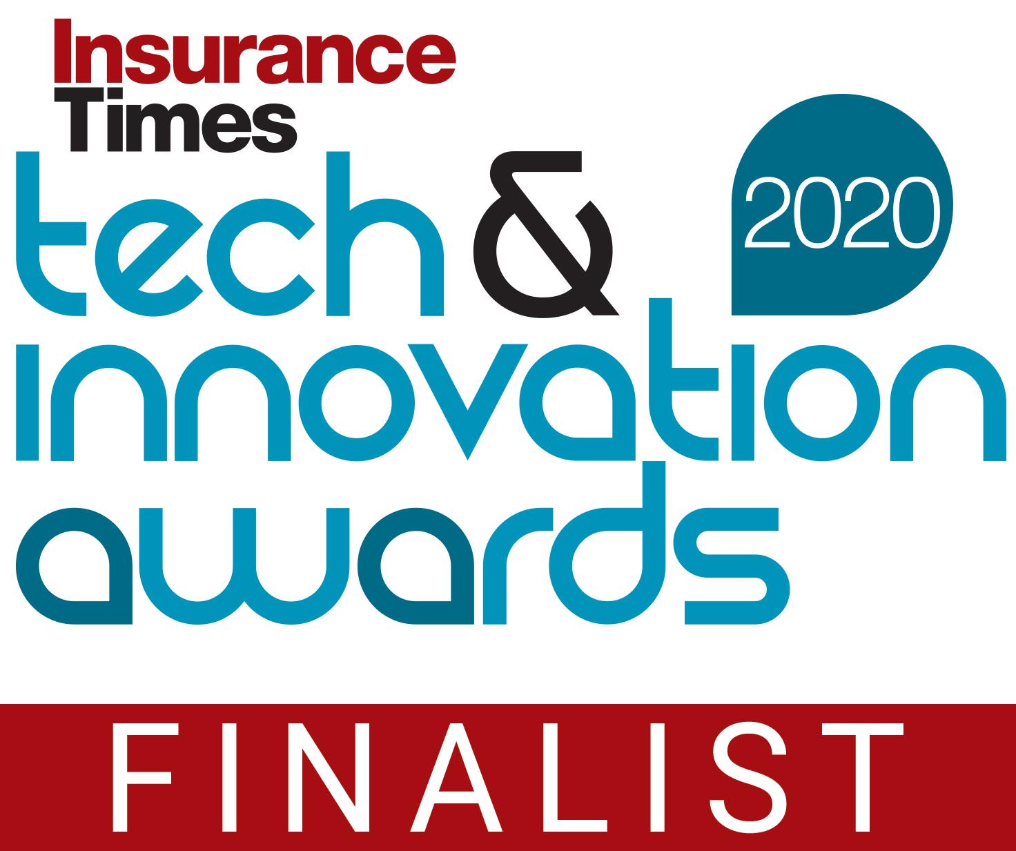 IT Tech & Innovation Awards 2020 Finalist's logo