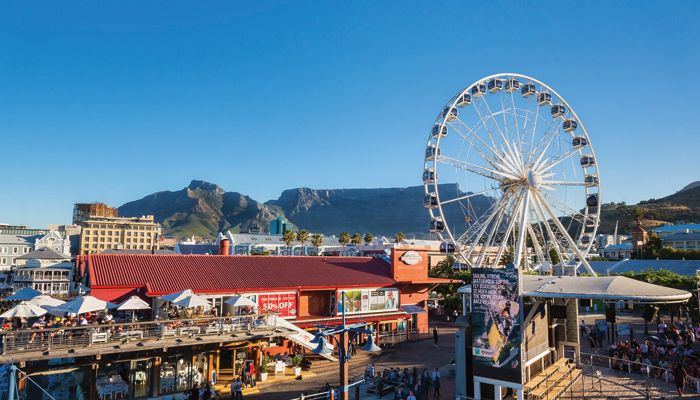 Picture of V&A Waterfront in Cape Town